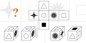 Cómo resolver psicotécnicos de cubos