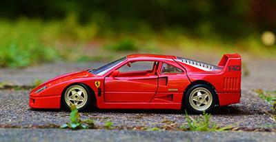 El Ferrari de los psicotécnicos