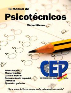 Libro de psicotécnicos CEP