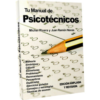 Tu Manual de Psicotécnicos cover