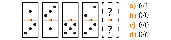 Psicotécnico de dominó resuelto 2